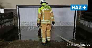 Langenhagen: Unwetter zieht über die Stadt: Viele Einsätze für Feuerwehr - Hannoversche Allgemeine