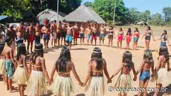 Encontro valoriza cultura Xerente na aldeia Novo Horizonte, às margens do Rio do Sono - Conexão Tocantins