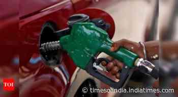 Fuel price rise paused again, petrol & diesel rates static