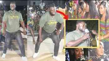 Vidéo - Magnifique prestation d'Eumeu sene à Banjul et promet des surprises à ses fans - LutteTV - luttetv.com lutte senegalaise
