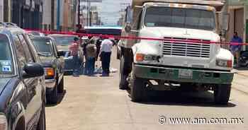 Accidente en Valle de Santiago: Arrolla tolva a menor y muere a media calle - Periódico AM