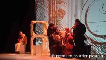 Breteuil a vécu son premier spectacle depuis plus d'un an - Courrier picard
