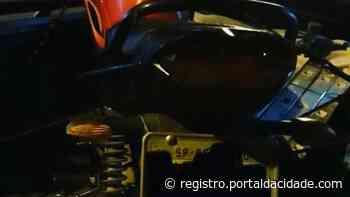 Prisão PM prende homem e recupera moto e dinheiro roubado em Cajati 07/06/2021 às - Adilson Cabral