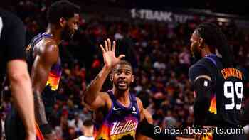 Chris Paul carved up Nuggets defense, Suns pull away in second half for Game 1 win