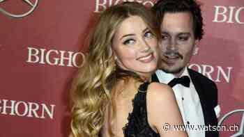 Johnny Depp unschuldig? Jetzt ermittelt die Polizei gegen Amber Heard - watson