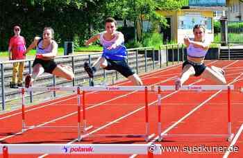 Leichtathletik: Trio des TV Wehr zeigt sich in Bestform - SÜDKURIER Online