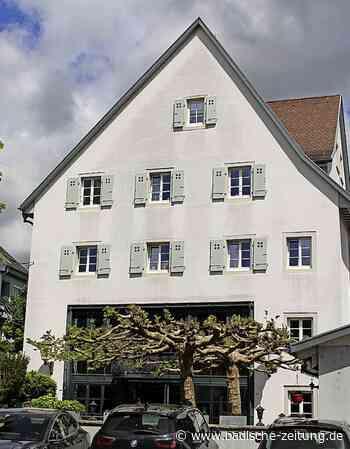 Mehr als 250 Jahre gibt es die Krone - Wehr - Badische Zeitung