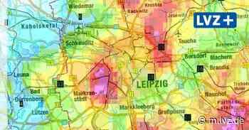 Land unter in Plagwitz, Grillwetter in Schkeuditz – der Deutsche Wetterdienst erklärt dieses Wetterphänomen - Leipziger Volkszeitung