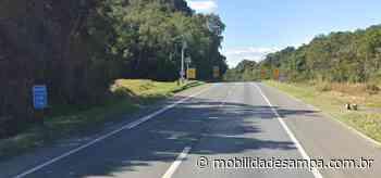 Tombamento de carreta interdita rodovia Régis Bittencourt em Barra do Turvo - Mobilidade Sampa
