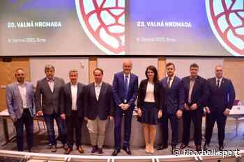 Daniel Novák elected new President of Czech Floorball - IFF Main Site - International Floorball Federation