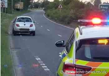 Basildon: Driver abandons broken car in middle of A13 | Echo - Echo