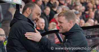 Everton new manager odds as Eddie Howe emerges despite Nuno Espirito Santo