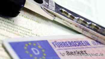 Schlüssel weggenommen - Polizei rettet Führerschein - Frankenpost