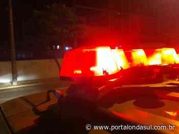 ALFENAS | Perseguição mobiliza todo pelotão da Policia Militar - Portal Onda Sul