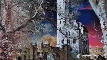 Ausstellung im Rathaus Eningen: Infrarotfotografien zeigen märchenhaft-mystische Landschaften - SWP