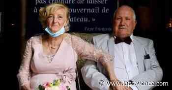 Tarascon : un remariage pour célébrer la fidélité - La Provence