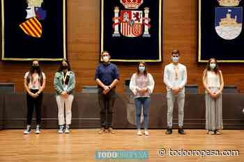 Homenajean a los atletas locales de Oropesa subcampeones de España - Todo Oropesa