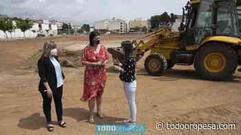 Oropesa perfila la hoja de ruta para la construcción de la residencia - Todo Oropesa