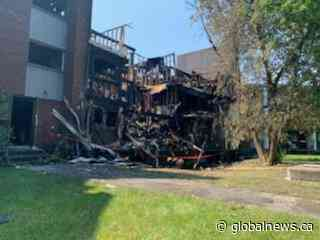 West Island community rallies to help Dollard-des-Ormeaux fire victims - Global News