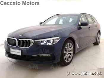 Vendo BMW Serie 5 Touring 520d xDrive Business usata a Castelfranco Veneto, Treviso (codice 9189840) - Automoto.it