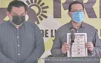 Investiga FEDE caso de boletas marcadas en Macuspana - El Heraldo de Tabasco