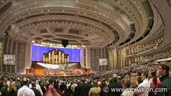 Conferencia general la iglesia regresa a su auditorio pero aún no recibirá público - Univision
