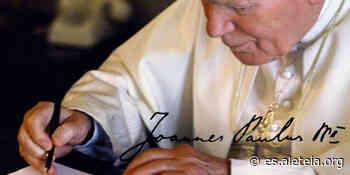 Descubre las firmas de los más grandes santos - Aleteia ES