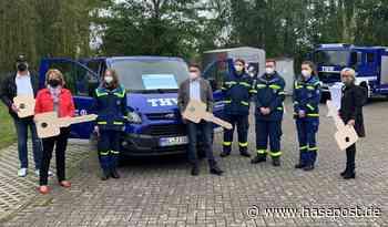 Gute Nachricht des Tages: Spenden finanzieren neues Fahrzeug für THW-Jugend Melle   hasepost.de - HASEPOST