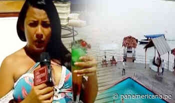 Esta es la gastronomía flotante en Pucallpa - Panamericana Televisión
