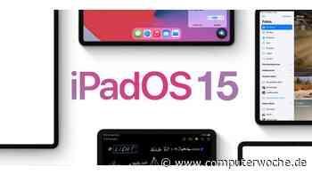 Überblick: iPadOS 15 - alle Neuerungen