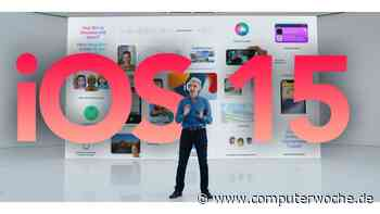 Überblick: iOS 15 - alle Neuerungen