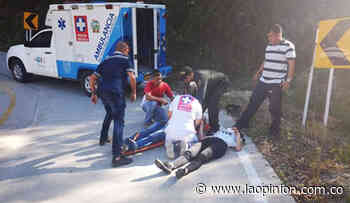 Accidente en Bucarasica | Noticias de Norte de Santander, Colombia y el mundo - La Opinión Cúcuta
