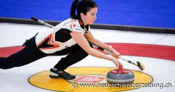 Kanadas Enarson fällt in der Frauen-Curling-Welt mit 8: 5 gegen die Schweiz zurück - Neue Schweizer Zeitung