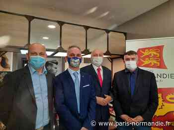 Un coiffeur d'Octeville-sur-Mer, près du Havre, a reçu le Coup de pouce de la Région Normandie - Paris-Normandie