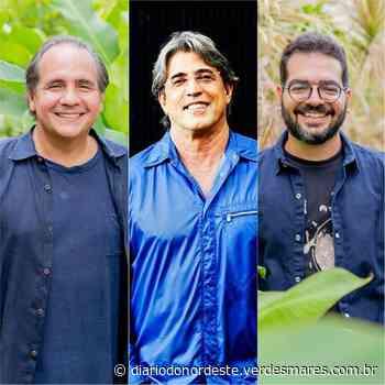 Música instrumental é tema de live reunindo Ivan Lins, Ricardo Bacelar e Cainã Cavalcante - Diário do Nordeste