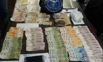 Villa Mercedes: allanaron cinco viviendas y encontraron armas, drogas y dinero - El Diario de la República
