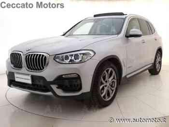 Vendo BMW X3 xDrive30d xLine usata a Castelfranco Veneto, Treviso (codice 9130878) - Automoto.it - Automoto.it