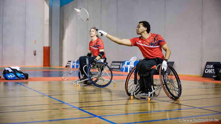 Schnuppertag: Para-Badminton und Inklusion