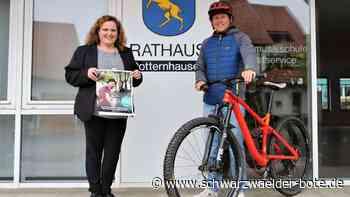 """Gemeinschaft in Dotternhausen - Gemeinde nimmt an Aktion """"Stadtradeln"""" teil - Schwarzwälder Bote"""