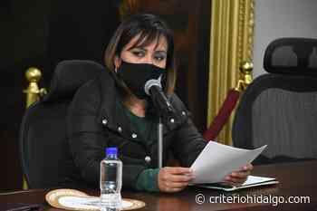 Reeligen en Mixquiahuala a la diputada Lisset Marcelino - Criterio Hidalgo
