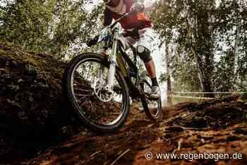 Doping-Prozess in Waldshut-Tiengen - Regenbogen
