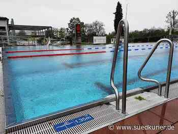 Waldshut-Tiengen: Schwimmvergnügen ohne Einschränkungen: Corona-Testpflicht im Freibad Tiengen entfällt - SÜDKURIER Online