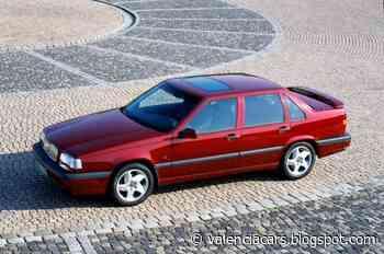 """El Volvo 850 Turbo, el """"automóvil más seguro del mundo"""", cumple 30 años - valenciacars"""