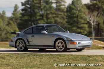 A subasta uno de los 10 únicos Porsche 911 Turbo S 3.6 X83 Flachbau japoneses - Periodismo del Motor