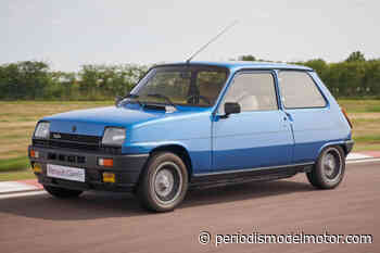 PRUEBA: Renault 5 Alpine Turbo - Periodismo del Motor