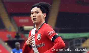 Southampton begin talks with Liverpool over bringing loan star Takumi Minamino back to St Mary's