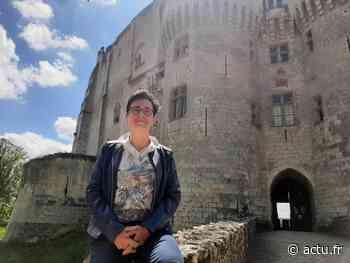 Nogent-le-Rotrou. Gwénaëlle Hamelin, la vie de château - actu.fr