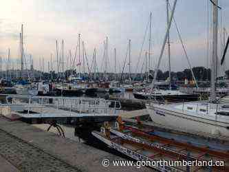 Cobourg Marina parking lot closed for repairs until the end of the day Thursday - 93.3 myFM