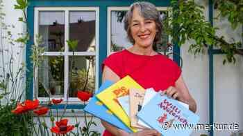 Eva Orinsky aus Ottenhofen zeichnet und schreibt therapeutische Kinderbücher - Merkur Online