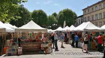 mercato in edizione festiva sabato Primo Maggio a Querceta - Verde Azzurro Notizie